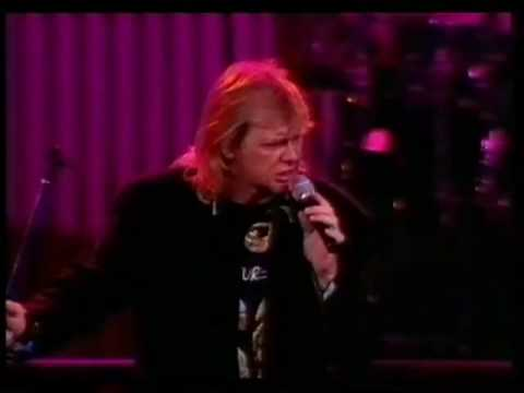 John Farnham - Seemed Like A Good Idea At The Time