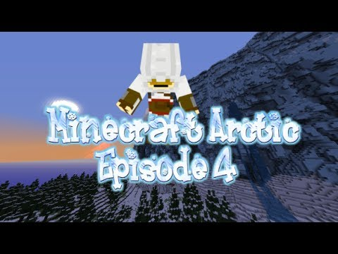 Minecraft Arctic #4 - Annoying Water