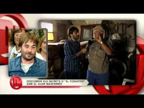TV3 - Divendres - Quim Masferrer, un foraster a Esplugues de Llobregat