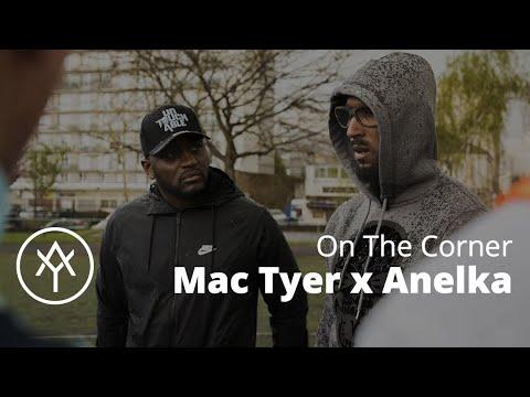 Nicolas Anelka & Mac Tyer : Ride à Aubervilliers entre thieb, studio et foot | Reportage