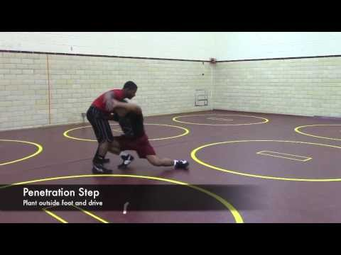 Oliver's Folkstyle Training - How To - Double Leg Image 1