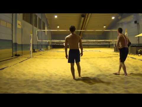 beach vley ball black tape olympics | Smells Like Chlorine