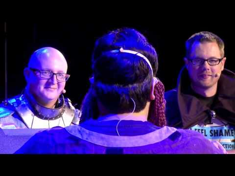 PAX 2012: Acquisitions Inc Live D&D Game (Part 1)