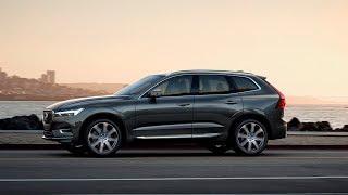 Volvo XC60 Luxury SUV 2018 - Interior and exterior