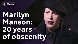 Download Lagu Marilyn Manson interview 2017: broken legs, namesakes, CIA recruitment and two decades of obscenity Gratis STAFABAND