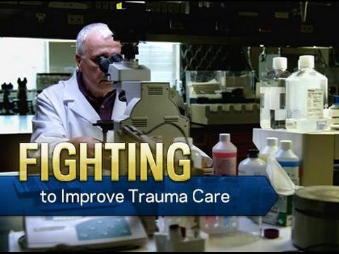 Fighting to Improve Trauma Care