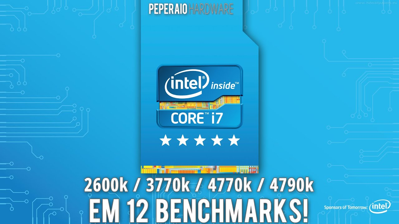 Intel core i7 960 vs intel core i7 2600 vs amd phenom