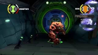 Ben 10 Omniverse Game (part 7) Мультик игра Бен 10 Омниверс. Игра Бен Тен