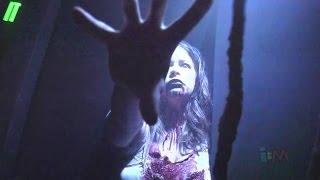 FULL Evil Dead haunted house at Halloween Horror Nights 2013, Universal Studios Hollywood