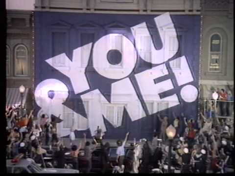 "You & Me"" was the theme for ABC-TV's 1980 promotional campaign. ABC"