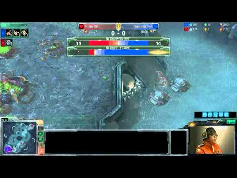 [1/3] Sen  vs. DS_StarCraftII 2011 Taiwan Battle.net Invitational