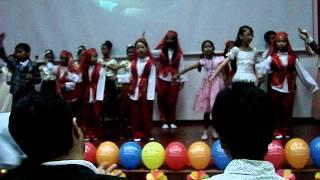 Zaman Primary- CAMBODIA-BİZ DÜNYA ÇOCUKLARIYIZ-Award Ceremony