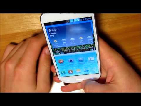 Galaxy S3 Pro Ultimate in-Depth Review Part 1