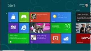 Windows 8 Consumer Preview Official Demo