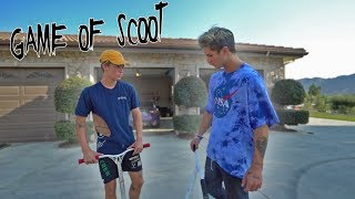 Tanner Fox VS. Jake Angeles - GAME OF SCOOT! *V3*