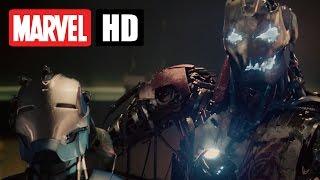 AVENGERS: AGE OF ULTRON - Extended Trailer A deutsch | German - MARVEL HD