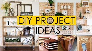 20 Home Decor Project ideas for a Timeless, Modern Home