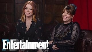 Buffy Reunion: Alyson Hannigan Calls Willow/Tara Relationship A Gift | PEN | Entertainment Weekly