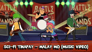 Sci-Fi Tinapay: Malay Mo (MV) | Rock U