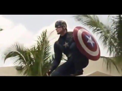 Never before seen Captain America: Civil War clip released