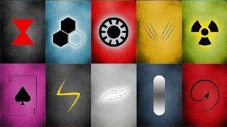 Guess The Marvel Superhero By The Logo Challenge! Only True Marvel Fans Will Get All 27.