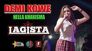 DEMI KOWE Versi Baru Nella Kharisma ( PENDHOZA OFFICIAL ) LAGISTA Live Demak