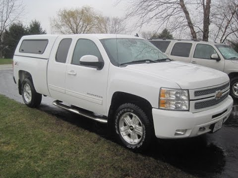 2012 Chevy Silverado LT Z71 Review