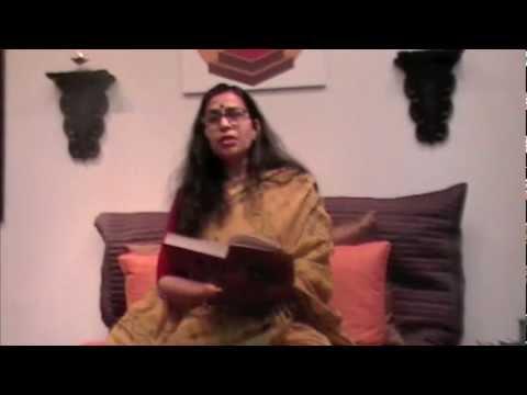 Vivekachudamani Shloka 13-14.mov video