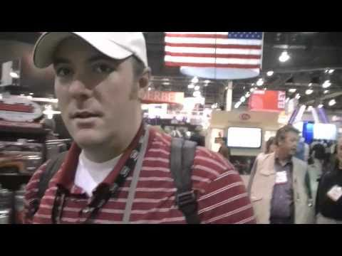 Nutnfancy SHOT Show 2011: Who's that dude?!