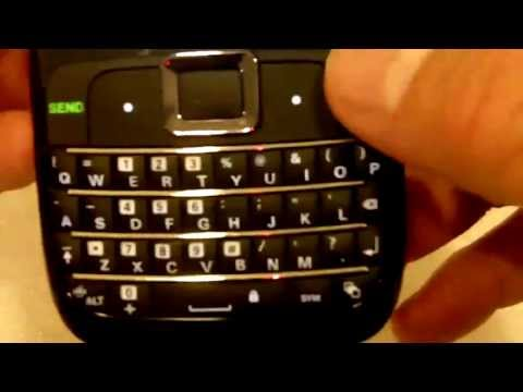 Motorola EX431g Compact Prepaid QWERTY Phone