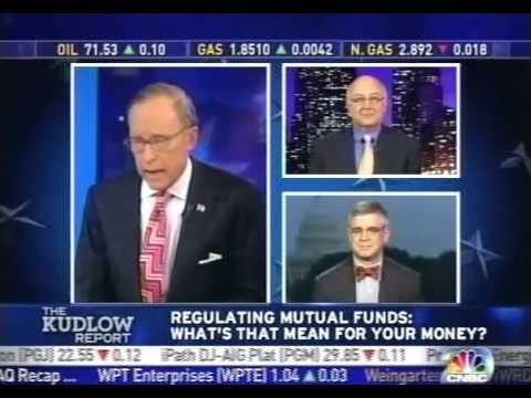Treasury Strategies debates money market mutual fund and bank regulation on CNBC
