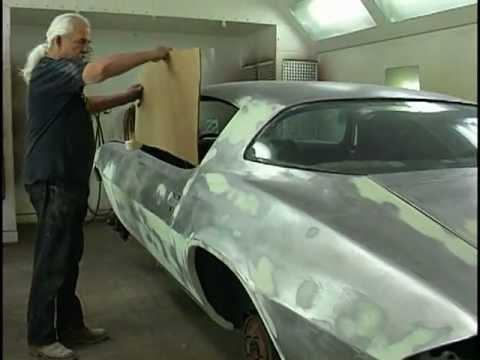 House Of Kolor Clips Part 2 - How To Paint A Car 2 - John Kosmoski 2