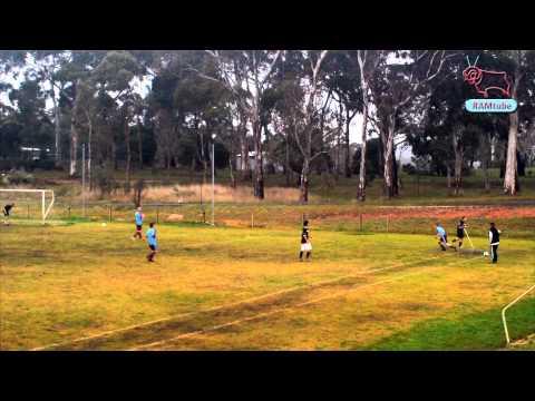 RAMtube: Torrens Valley 8-0 Adelaide Uni 2011 - Div4 Rnd11 SA Amateur League