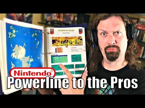 FOUND: Nintendo Game Counselor Guide & 1989 Employee Manual