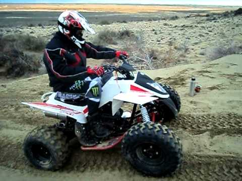 video del cuatri zanella fx 250 king 3