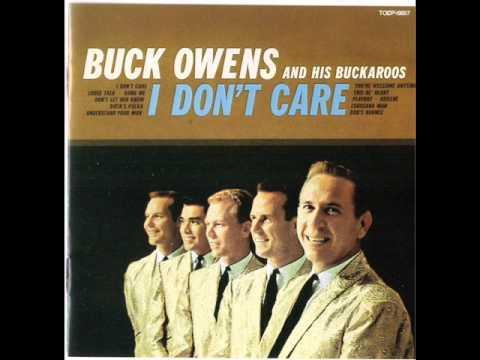 Buck Owens - Understand Your Man