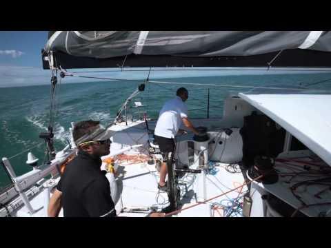 Vendée Globe   Entrainements au large La Trinité sur mer