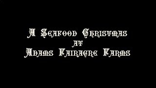 Adams Fairacre Farms Seafood Christmas