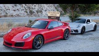 2018 Porsche 911 GT3 Touring & Carrera T - (Two Takes)