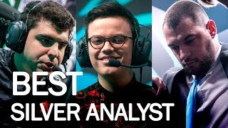 Best Silver Analyst #1 - A League Quiz Show feat. Jesiz, Bwipo & Guilhoto | The Shotcaller