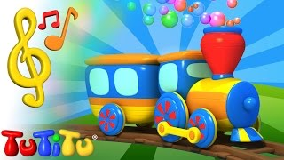 TuTiTu Toys and Songs for Children | Train