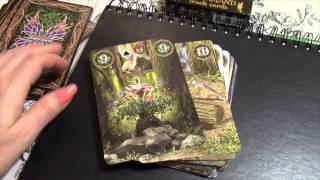 The Fairy Lenormand Oracle