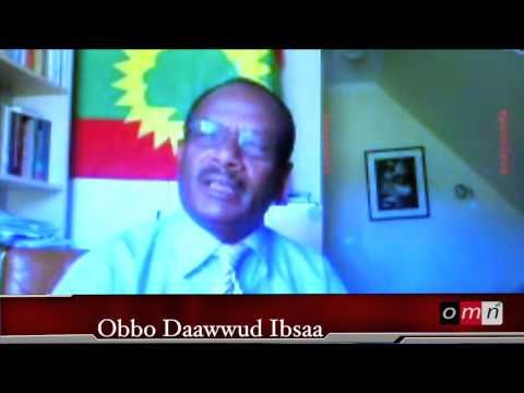 OMN: Gaafifi Deebi Ob. Daawud Ibsaa , Adoolessa 14,2014