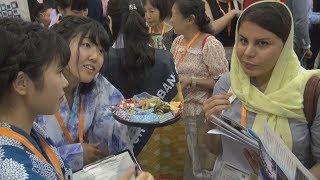 香港で和食文化アピール