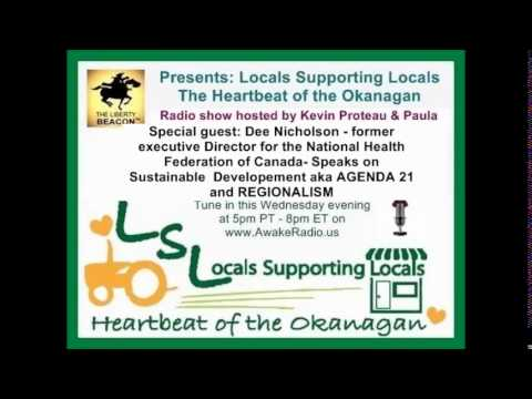 LSL - Okanagan Heartbeat of the Okanagan - Sustainable Development aka U.N Agenda 21