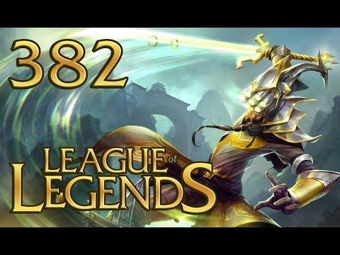 League of Legends #382: Master Yi Jungle (CZ/Full HD/60FPS)