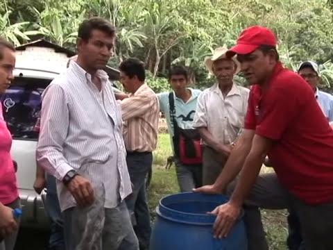 ELABORAR MICROORGANISMOS DE MONTAÑA MM, FERTILIZANTES ORGÁNICOS LÍQUIDOS Y SÓLIDOS