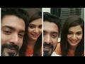 Radha Ramana Serial Cute pair Facebook live