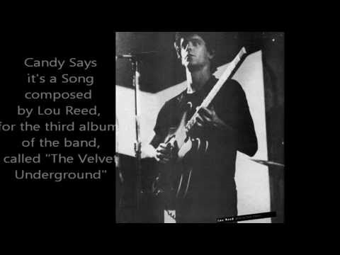 The Velvet Underground - Candy Says (Live at Max's Kansas City)
