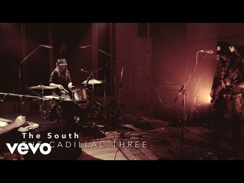 The Cadillac Three The South rock music videos 2016